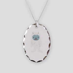 Yeti Creature Necklace
