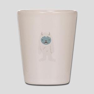 Yeti Creature Shot Glass