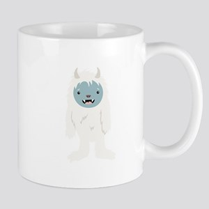 Yeti Creature Mugs