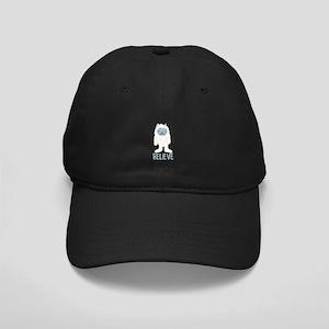 Believe In Yeti Baseball Hat
