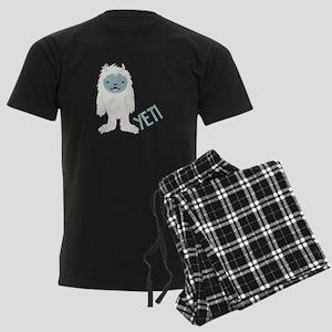 Yeti Monster Pajamas