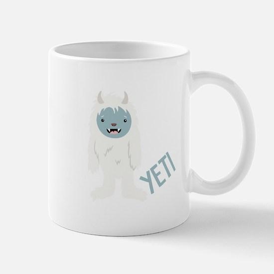Yeti Monster Mugs