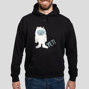 Yeti Monster Hoodie