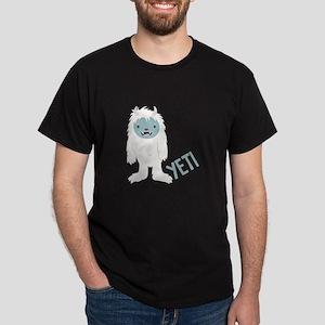Yeti Monster T-Shirt