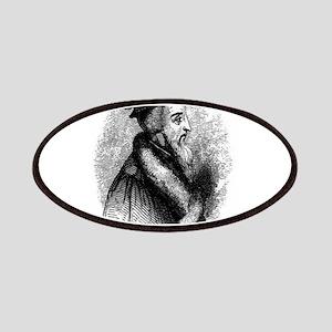 John Calvin Profile Patch