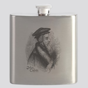 John Calvin Profile Flask