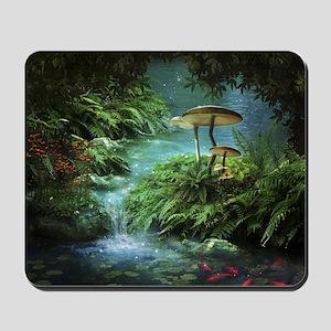 Enchanted Pond Mousepad