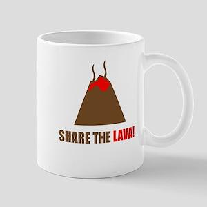 Funny Volcano Mugs