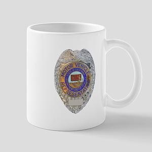 California Motor Vehicle Department Mugs