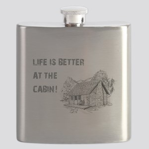 LIFE IS BETTER... Flask