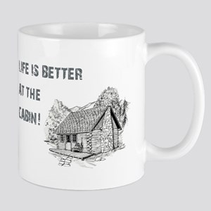 LIFE IS BETTER... Mugs