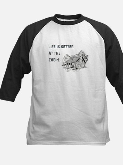 LIFE IS BETTER... Baseball Jersey
