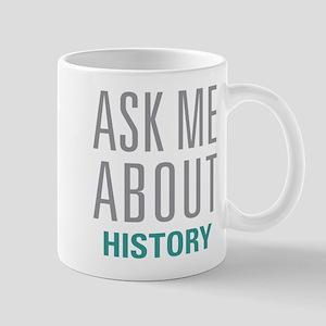 History Mugs