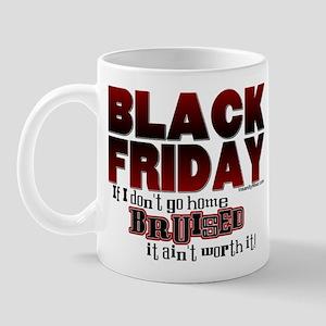 Black Friday Bruised Mug