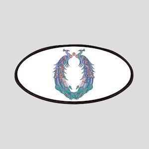 Peacocks Pride Patch
