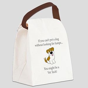 Doglumplt Canvas Lunch Bag