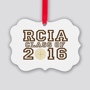 RCIA Class of 2016 Picture Ornament