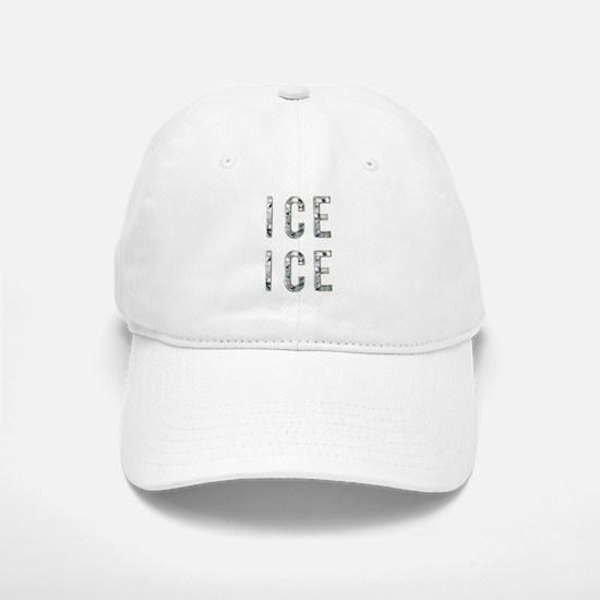 Ice Ice Baby Baseball Baseball Cap
