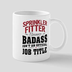 Badass Sprinkler Fitter Mugs