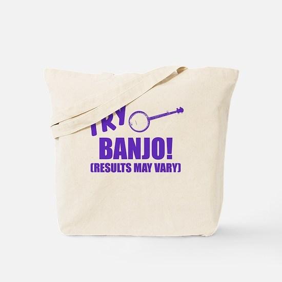 Try Banjo Tote Bag