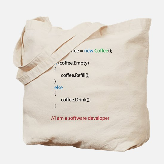 Everyone needs coffee Tote Bag