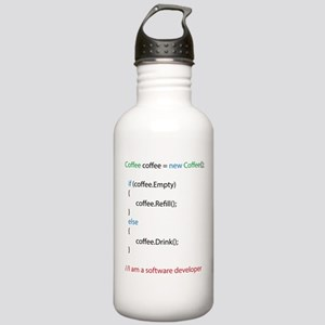 Everyone needs coffee Sports Water Bottle