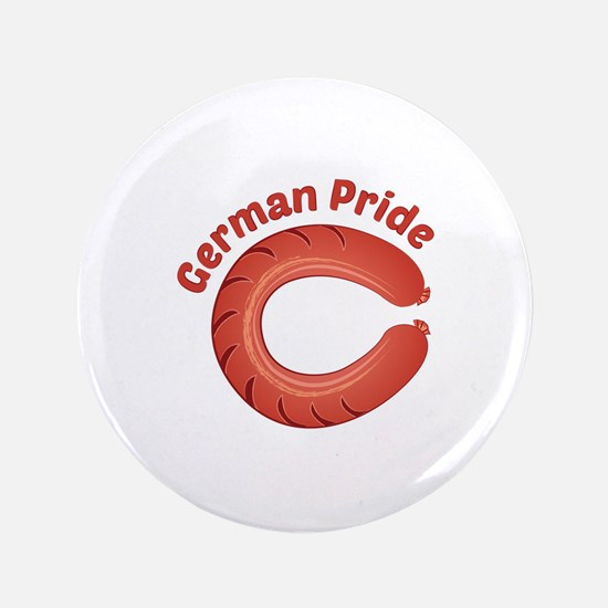 German Pride Button