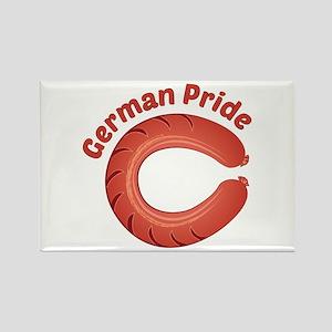German Pride Magnets