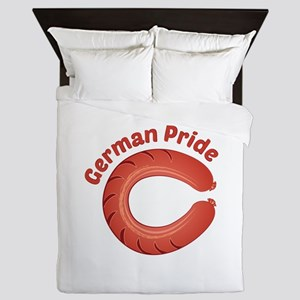 German Pride Queen Duvet