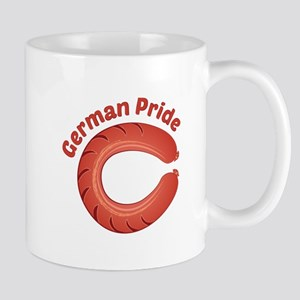German Pride Mugs