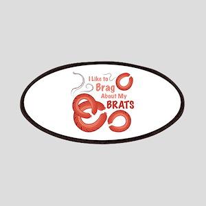 Brag About Brats Patch