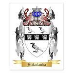 Mikulanda Small Poster