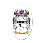 Mikoyan 35x21 Oval Wall Decal
