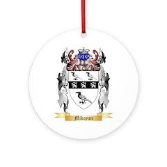 Mikoyan Round Ornament