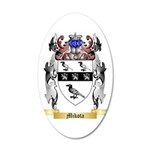 Mikota 35x21 Oval Wall Decal