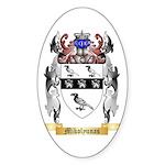 Mikolyunas Sticker (Oval 10 pk)