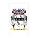 Mikolas Sticker (Rectangle 50 pk)