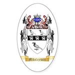 Mikolajewicz Sticker (Oval 10 pk)