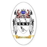 Mikolajewicz Sticker (Oval 50 pk)
