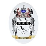 Mikolajewicz Oval Ornament