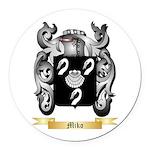 Miko Round Car Magnet
