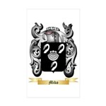Miko Sticker (Rectangle 50 pk)