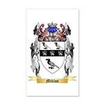 Miklos 35x21 Wall Decal