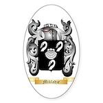 Mikladze Sticker (Oval)
