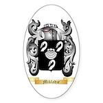 Mikladze Sticker (Oval 10 pk)
