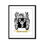 Mikladze Framed Panel Print