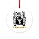 Mikkonen Round Ornament