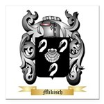 Mikisch Square Car Magnet 3
