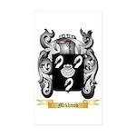 Mikhnov Sticker (Rectangle 50 pk)