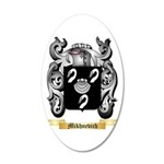 Mikhnevich 20x12 Oval Wall Decal